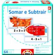 Juegos educativos Educa - Aprendo a... somar e subtrair, en portugués (14243)