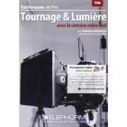 Elephorm Tournage & lumière avec la caméra vidéo Red (Matthieu Misiraca) Techniques de pro. Formation vidéo ateliers pratiques 2h30.Vous débutez avec une caméra Pro ? Maîtrisez les techniques de prise de vue et d'éclairage. Dvd-rom PC-Mac. PC