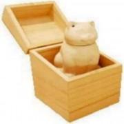 Brule parfum chat en céramique