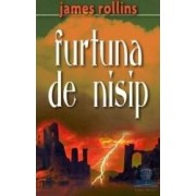 Furtuna de nisip - James Rollins