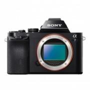 Sony A7 body - 24.3Mpx Full Frame, AF hibrid, 5 fps, Wi-Fi