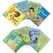 Oxford Reading Tree Read With Biff, Chip, and Kipper: Level 3: Pack of 8 by Roderick Hunt