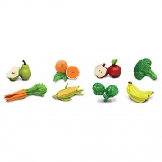Miniature di plastiche In Toobs-frutta e verdura