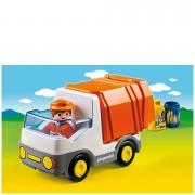 Playmobil 1.2.3 Recycling Truck (6774)