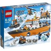 LEGO City Arctic IJsbreker - 60062