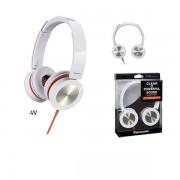 Casti Panasonic RP-HXS400E-W white