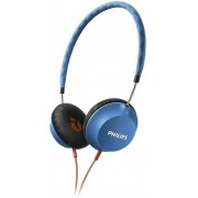Casti Stereo Philips SHL5100BL (Albastru)