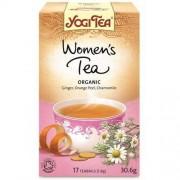 Yogi Tea HERBATA DLA KOBIET BIO (17 x 1,8g) - YOGI TEA