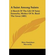 A Saint Among Saints by Mary Stanislaus MacCarthy