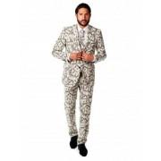 Vegaoo Anzug Mr. Cashanova für Männer von Opposuits