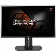 Монитор Asus ROG SWIFT PG248Q, 24 инча WLED TN, Non-glare, 1ms Gaming Monitor up to 180Hz G-Sync, 100000000:1 DFC, 350cd, 1920x1080, 90LM02J0-B01370