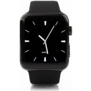 "Smartwatch Cronos Leader, TFT LCD Capacitive touchscreen 1.54"", 128MB RAM, 2G, Bluetooth (Negru)"