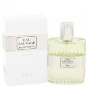 Eau Sauvage For Men By Christian Dior Eau De Toilette Spray 1.7 Oz