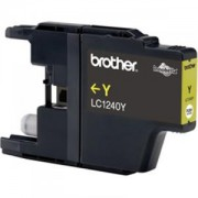 Brother LC-1240 Yellow Ink Cartridge for MFC-J6510/J6910 - LC1240Y