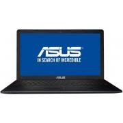 Laptop ASUS F550VX, 15.6'' FHD, Intel Core i7-6700HQ, 8GB DDR4, 256GB SSD, GeForce GTX 950M 4GB, FreeDos, Black