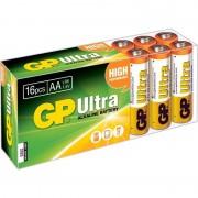 "GP BATTERIES BATERIE AAA (R3) 16 bucati UltraAlcalina GP Batteries ""GP24AU-BOX16"""