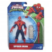 Hasbro spider-man - web city - action figure 15 cm