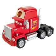 Disney Cars - Die-Cast Cars Oversized - Deluxe - Mack Semi by Mattel