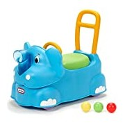 Little Tikes 640704 Scoot Around Elephant Ride-on Toy
