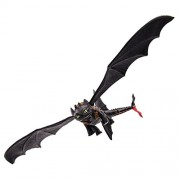Dreamworks Dragons Defenders of Berk Toothless Night Fury Dragon (Spinning Tail) Action Figure