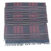 Sciarpa lana a quadri MOSCHINO