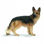 Schleich Female German Shepherd