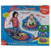 Musical Carpet Vehicle Music Playmat Educational Toys Funny Toy