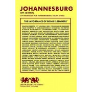 Johannesburg City Journal, City Notebook for Johannesburg, South Africa by Dragon Dragon City Journals