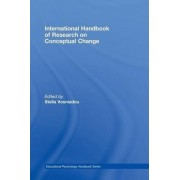 International Handbook of Research on Conceptual Change by Stella Vosniadou
