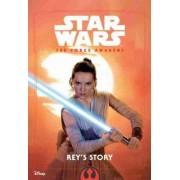 Star Wars the Force Awakens: Rey's Story by Elizabeth Schaefer