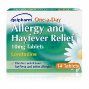 Galpharm Loratadine Allergy & Hayfever Relief 14 Tablets