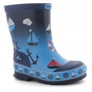 Viking Seilas Boots Kids navy/blue 2016 20 Gummistiefel