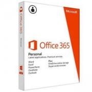MS Office 365 Personal, 32/64-bit, Английски, електронен лиценз, 1г. абонамент (само ключ за активация), QQ2-00543