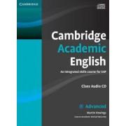 Cambridge Academic English C1 Advanced Class Audio CD by Martin Hewings