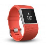 Pulseira de actividade Fitbit Surge Tangerina Tamanho S