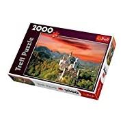Trefl Puzzle The Neuschwanstein Castle Bavaria (2000 Pieces)