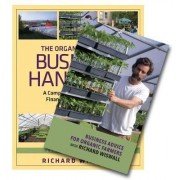 The Organic Farmer's Business Handbook & Business Advice for Organic Farmers with Richard Wiswall (Book & DVD Bundle) by Richard Wiswall