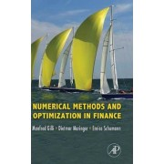 Numerical Methods and Optimization in Finance by Manfred Gilli
