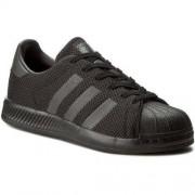 Adidas Buty adidas - Superstar Bounce S82237 Cblack/Cblack