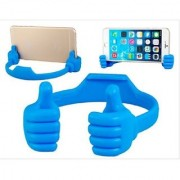 4D Ok Plastic Mobile stand - Blue