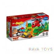 Lego Duplo Противопожарен и спасителен екип