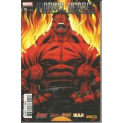 "Marvel Heroes N° 12 : "" Qui Est Hulk ? "" ( Avengers : The Initiative / Thor / The Mighty Avengers / Hulk )"