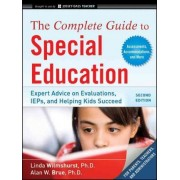 The Complete Guide to Special Education by Linda Wilmshurst