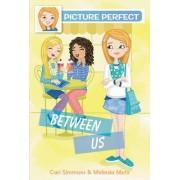 Between Us by Cari Simmons