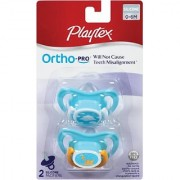 Playtex Ortho ProSilicone New Born Pacifier 2-Count