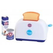 TTC Bärenmarke Toaster mit Toast, Milchdose und -tüte