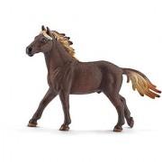 Schleich North America Mustang Stallion Toy Figure