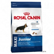 2 x 15 kg Royal Canin Maxi Junior kutyatáp