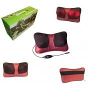 Perna de masaj cu 4 degete si incalzire pentru scaun auto, birou CHM8018