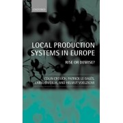 Local Production Systems in Europe by Colin Crouch